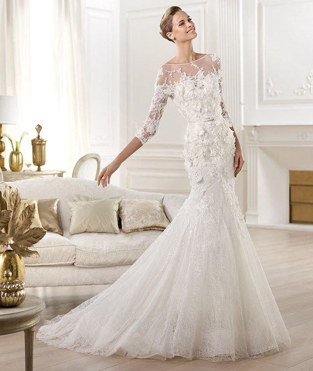 модели свадебных платьев фото