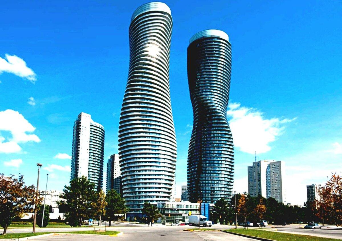 Картинки красивых зданий и сооружений
