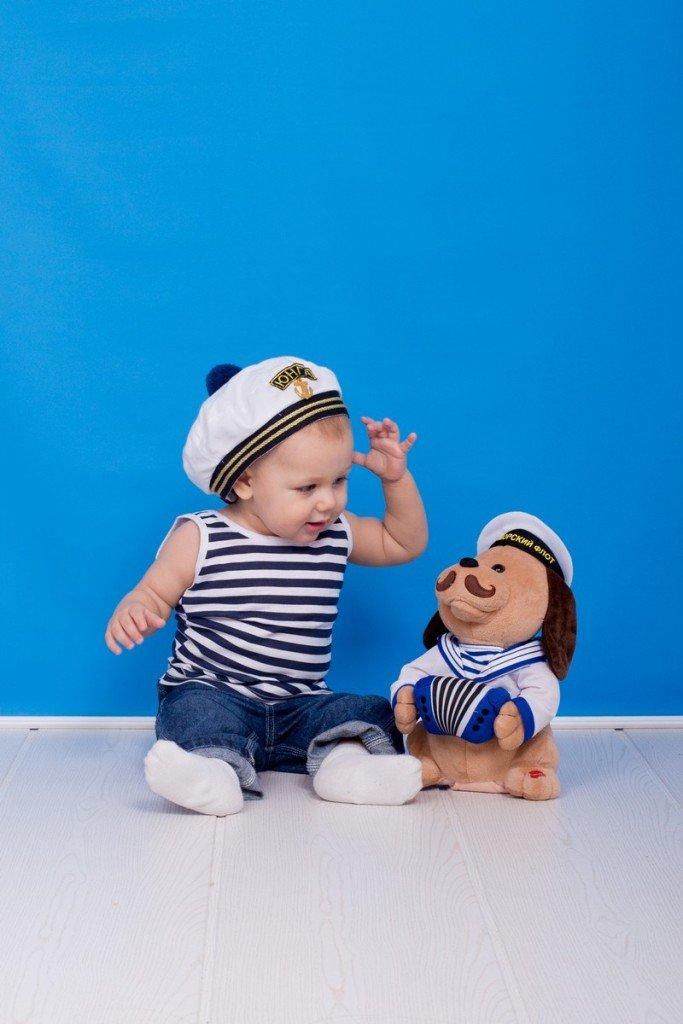 Детская фотосессия в Хабаровске в фотостудии