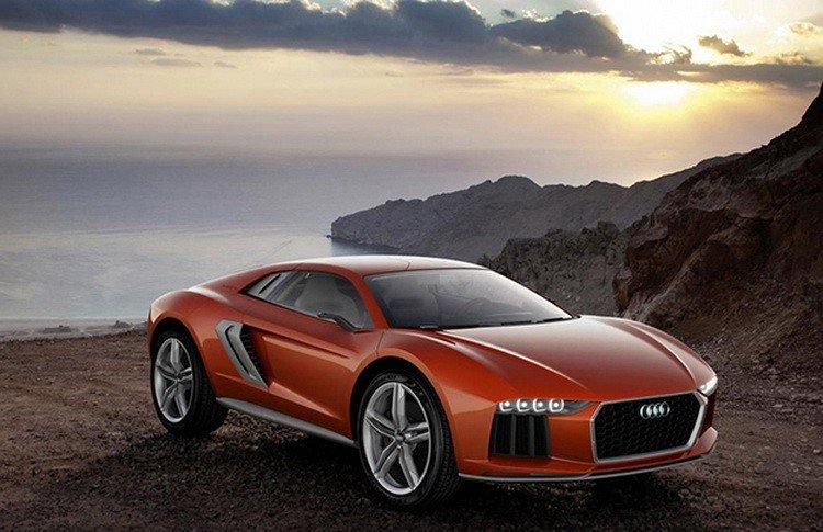 171 Audi R6 оранжевый 187 карточка пользователя Borodai