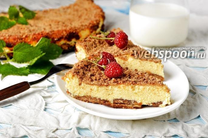 Вкусная творожная запеканка рецепт фото пошагово