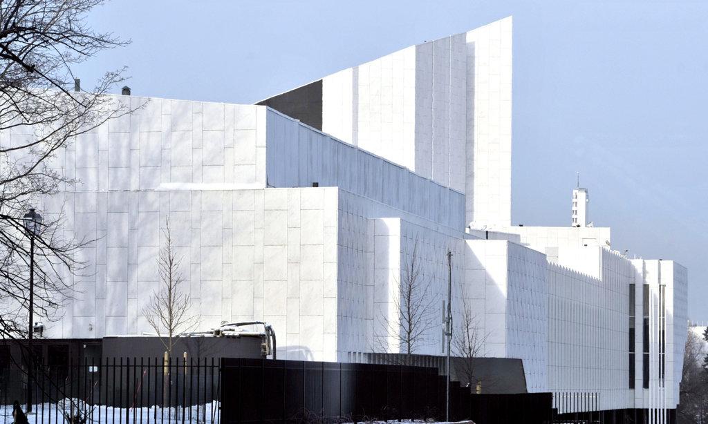 Архитектура функционализма в финляндии