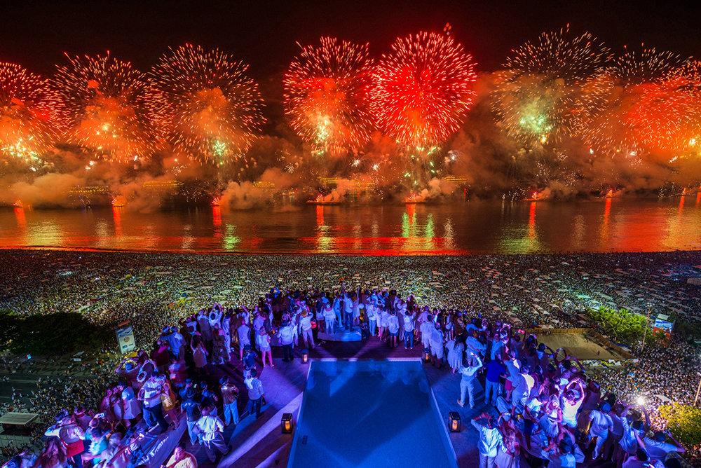 картинки как отмечают новый год в бразилии лучшее