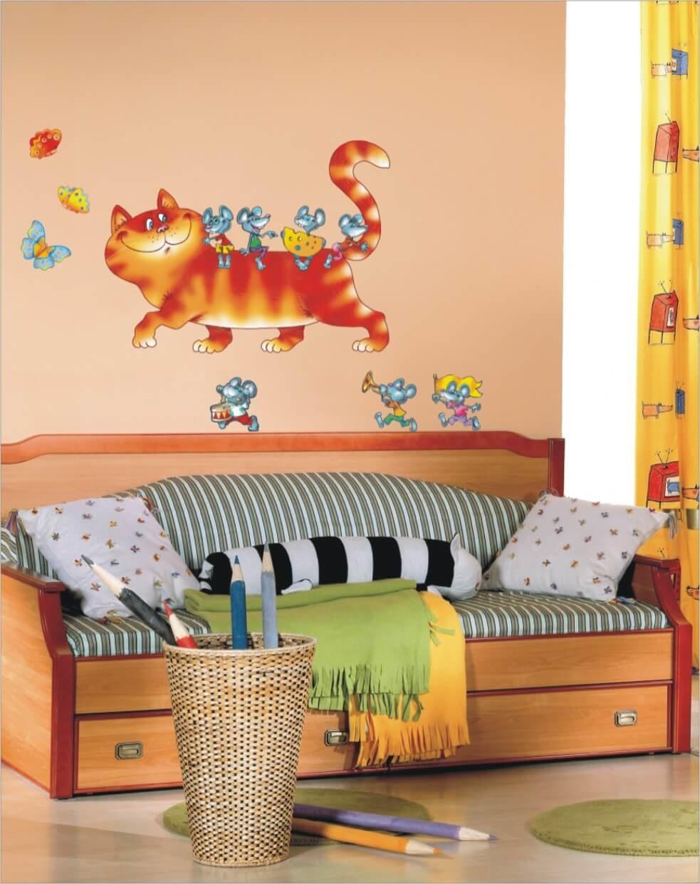 Картинки декор для детской