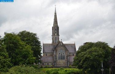 фото ирландия церкви