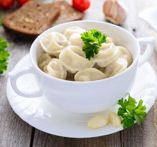 Рецепты вареников и пельменей