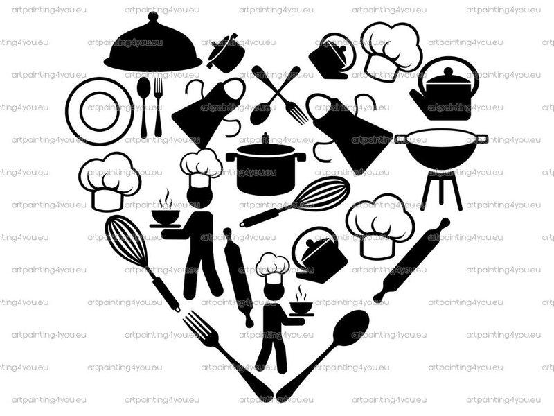 Шаблон своими руками кухни