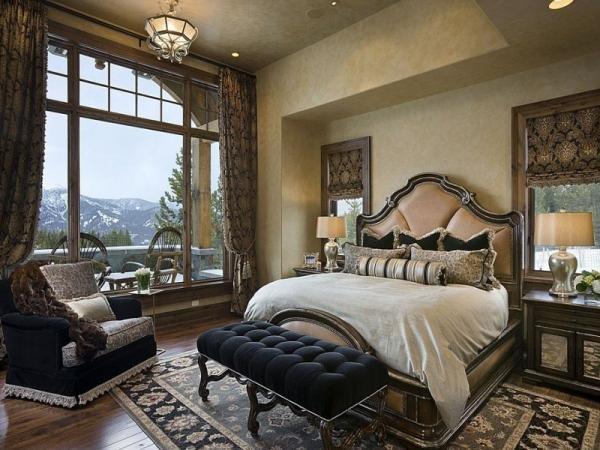 Дизайн мужской спальни – это особенный вид декорирования помещения, который заключается в умелом сочетании мужских предпочтений, в сдержанности цветовой гаммы и использовании дорогой и функциональной мебели.
