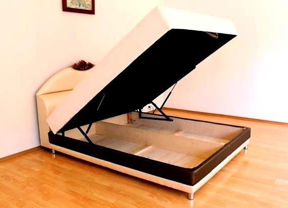 как сделать кровать с подъемным механизмом видео лечение
