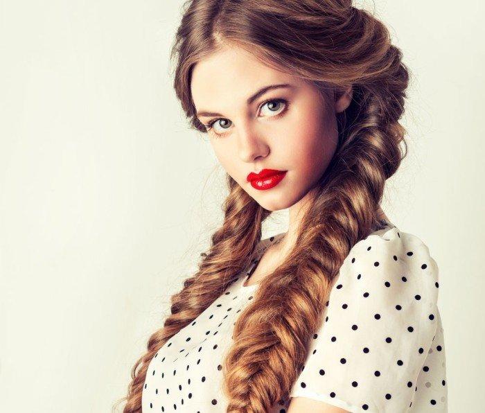 Причёски для девушек фото