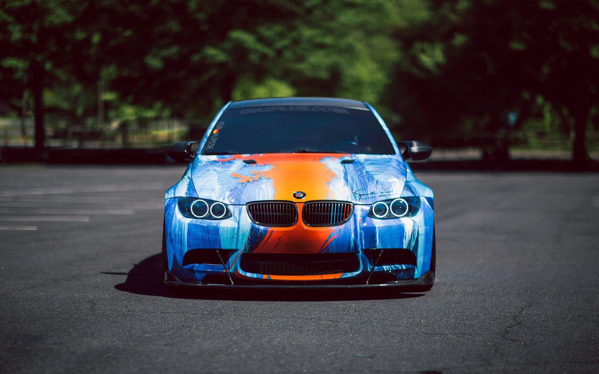 Красивые картинки с автомобилем для аватарки