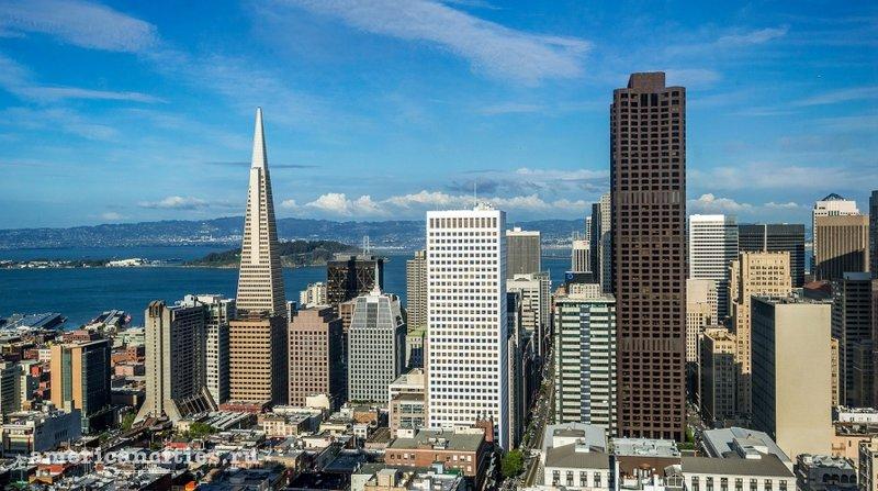 Даунтаун у Сан-Франциско