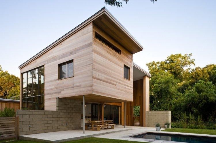 Современная деревянная архитектура в Японии