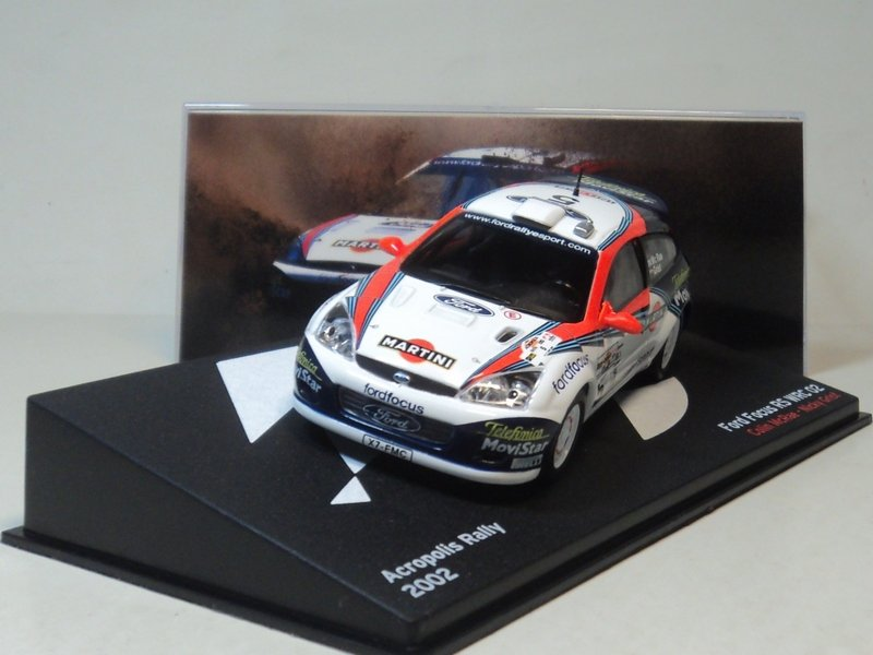 Ford Focus Rs Wrc Ixo 2002 Ford Card From User Chehdr In Yandex