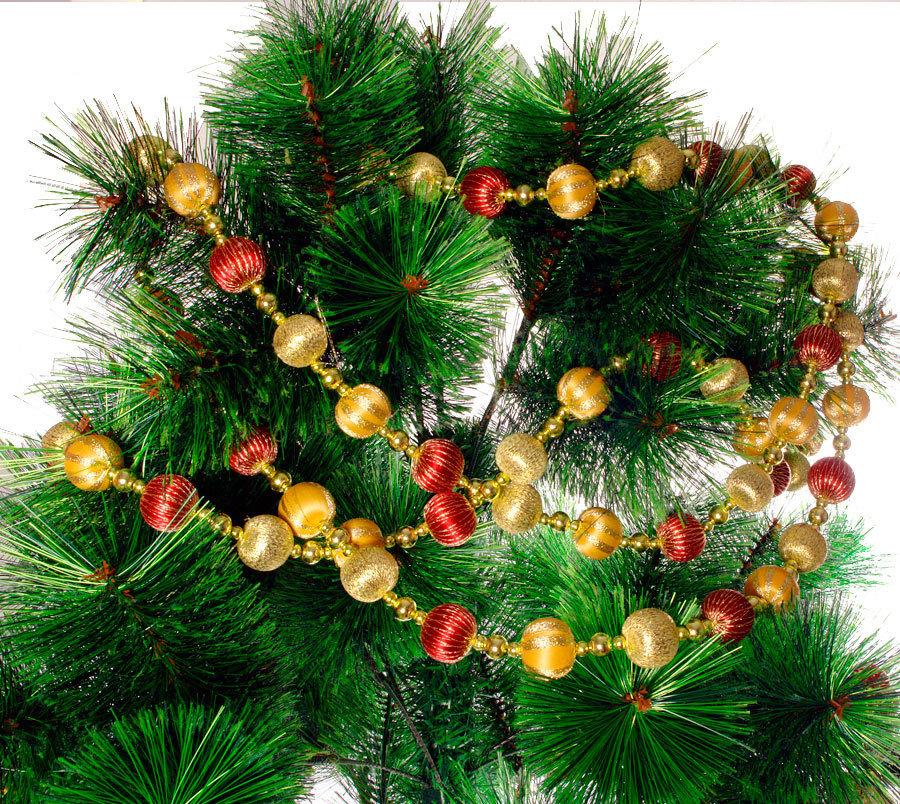 Новогодние картинки украшенными елками