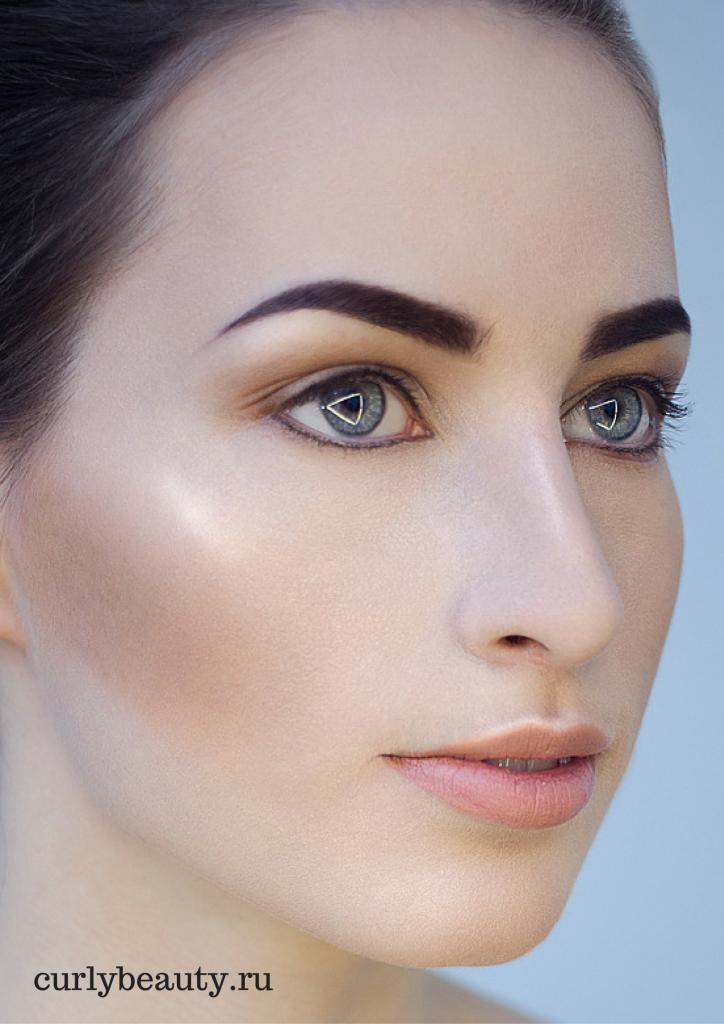 силиконовых красивый макияж скул фото каждым
