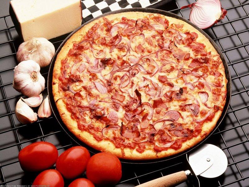 Как сделать пиццу в мультиварке