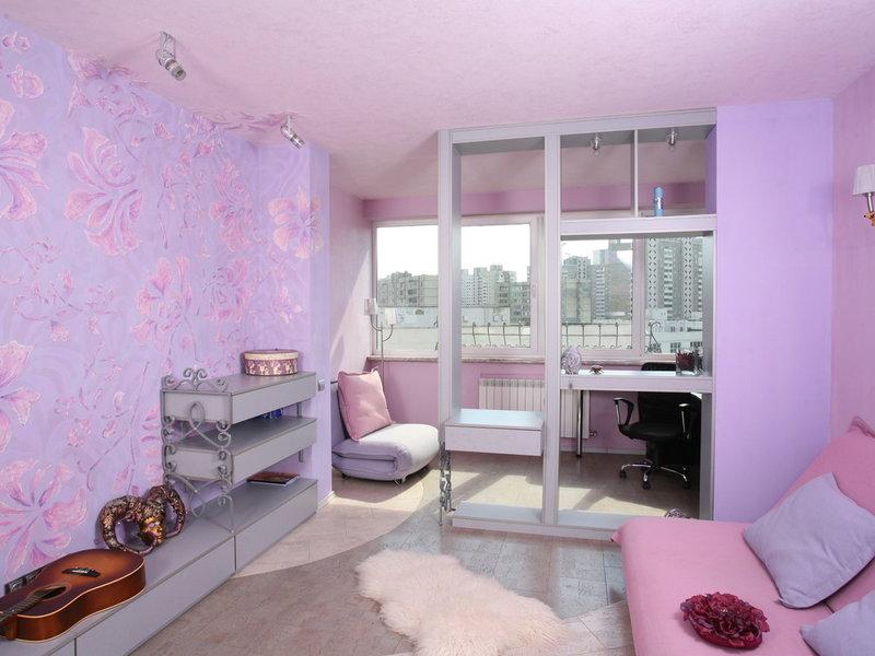 Картинки интерьера маленьких комнат