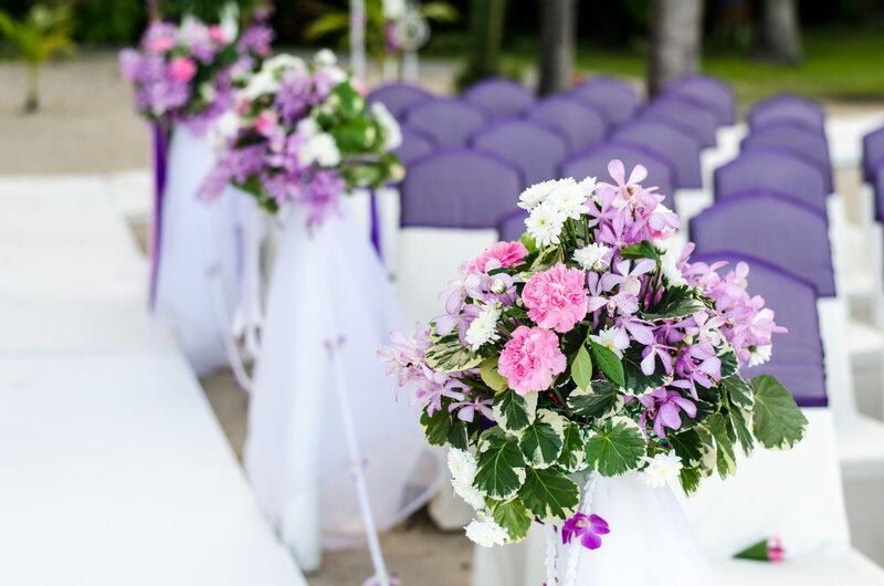 Место проведения свадьбы - Свадебное агентство +7 (495) 509-71-78 Украшаем место проведения свадьбы