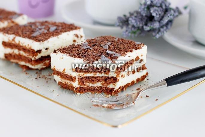 Вкусные рецепты торт печеньке с фото