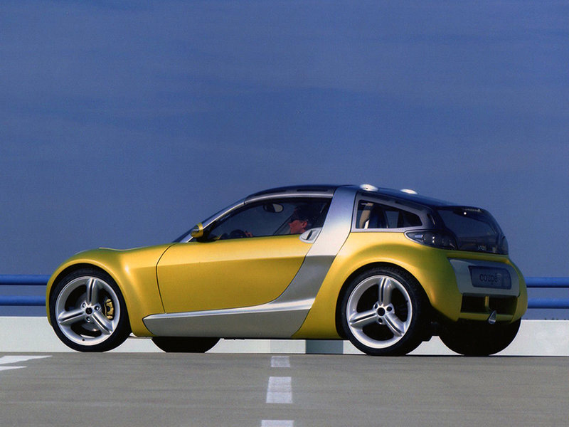 Smart Roadster Coupe Concept
