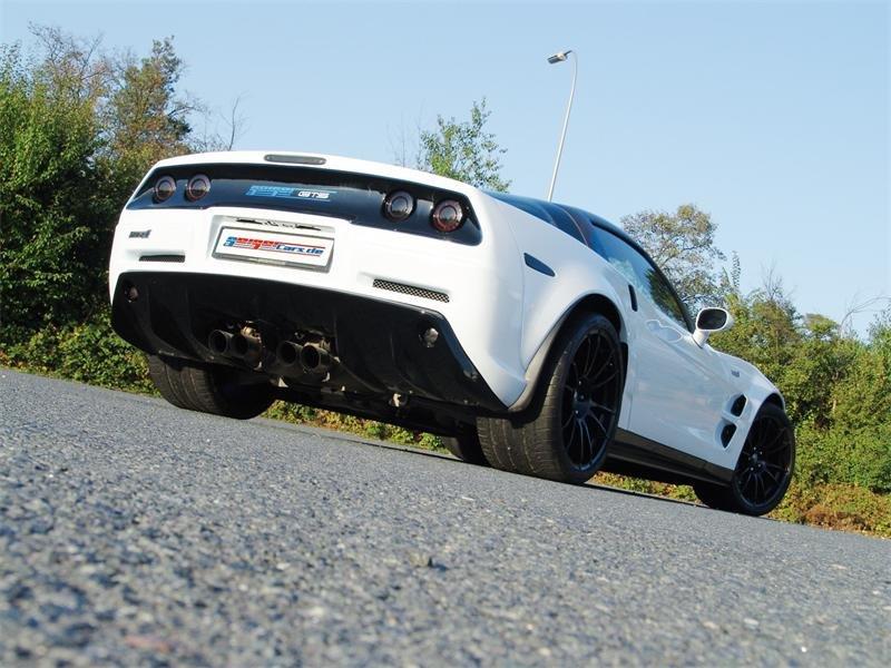 Geiger Chevrolet Corvette ZR1 GTS