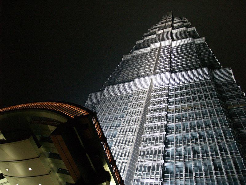 Башня Цзинь Мао (Шанхай, Китай)