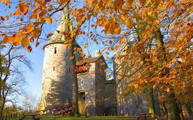 Замок Кастель Кох