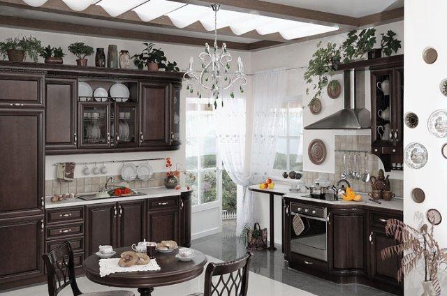 красивые кухни фото дизайн