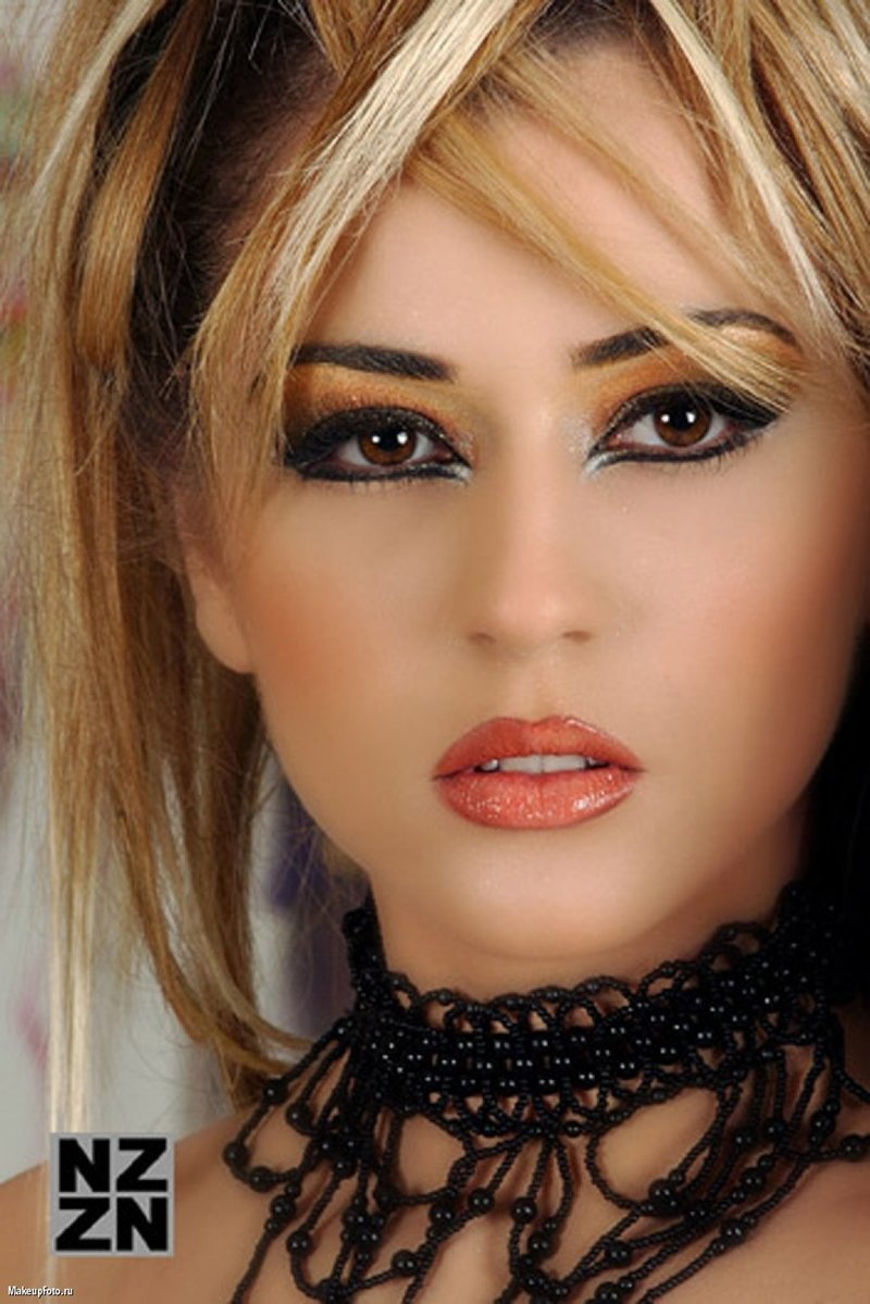 عکس دختر زیبای چشم سبز