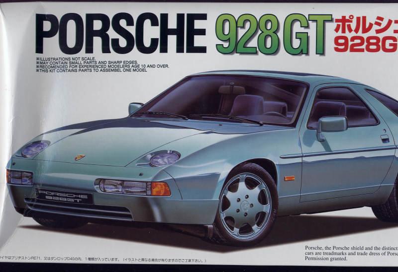 Fujimi Porsche 928 GT