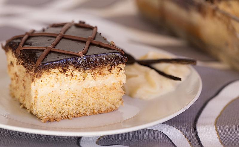 Бисквитное пирожное рецепт с фото пошагово