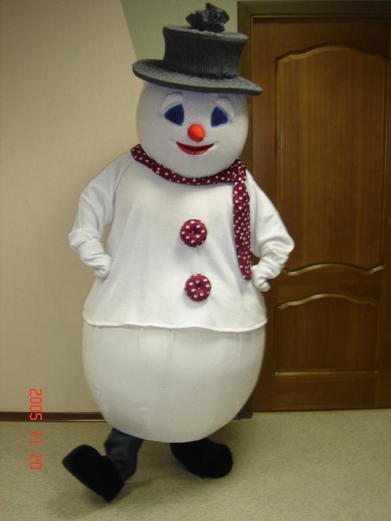 для сделать костюм снеговика своими руками фото выбора