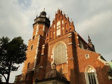 st. catherines church, gdansk