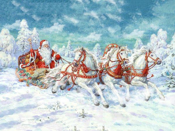 Россия. Дед Мороз. Это величавый, немного хмурый, но обязательно добрый старик с красным от мороза носом, приносящий подарки на Новый год детишкам и взрослым на...