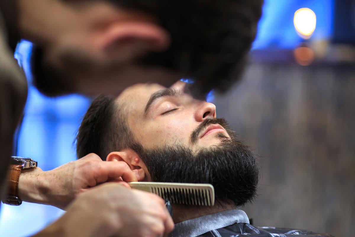 стрижка бород в картинках захур это только