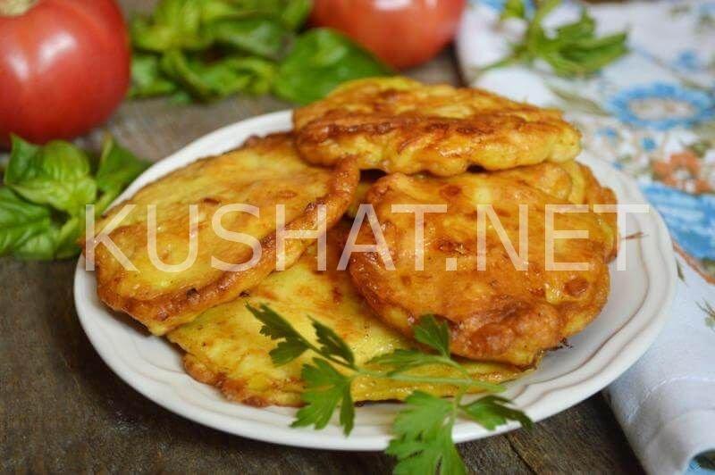 Куриные растрепки рецепт с фото с сыром