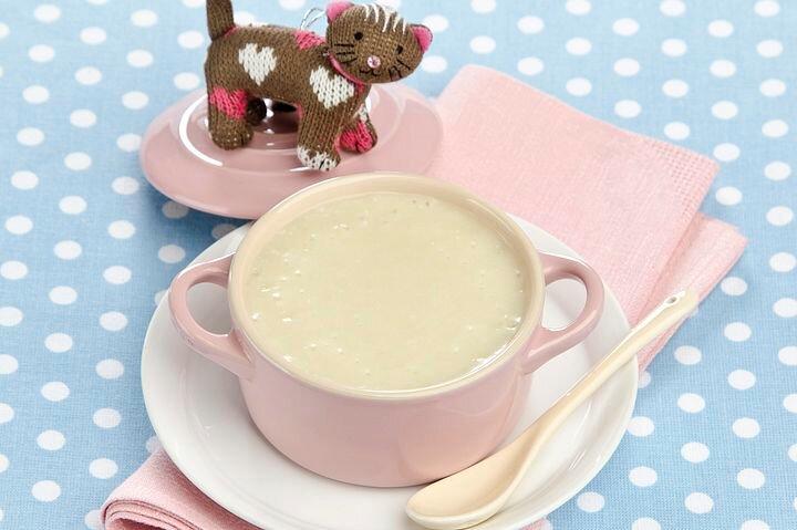 Молочный суп для детей: рецепт