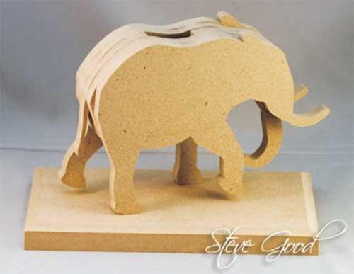 после как вырезать слона из дерева функциональное