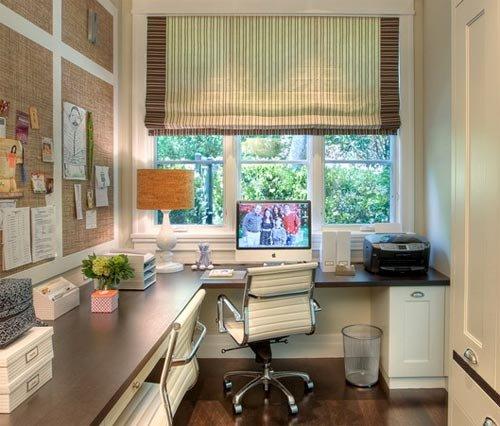 Добавит свежести и лёгкости в дизайне, светлые тона стен: персиковый, зелёный, белый, лимонный. В сочетании с контрастной мебелью, дизайн будет выглядеть замечательно.