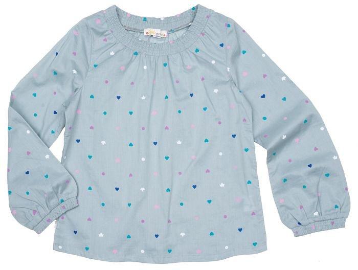 644422b06a5 Блузка для девочки можно сшить своими руками.» — карточка ...