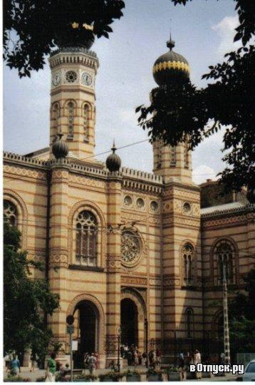 синагога дохань будапешт