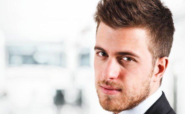 фото мужского лица