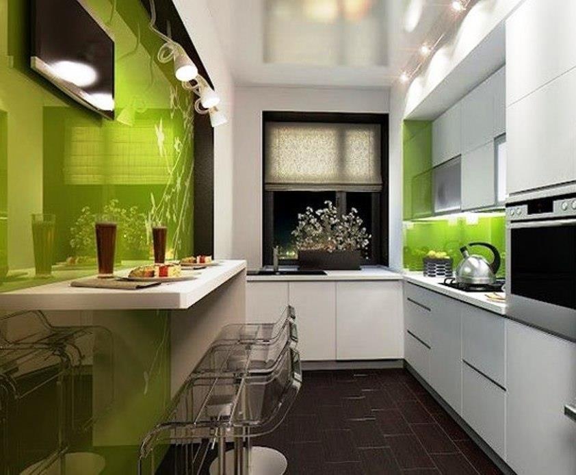 Дизайн угловой кухни - прекрасное в простом! идеи дизайна ин.