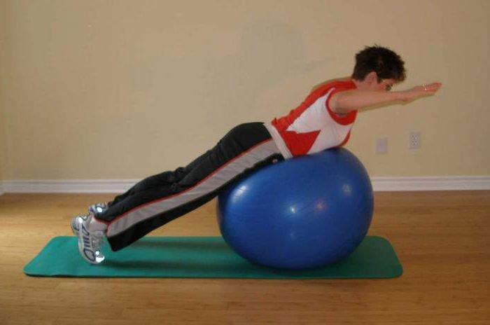 Гимнастический мяч или фитбол - весьма популярный в наши дни гимнастический аксессуар. Данная статья расскажет, какие существуют упражнения для фитбола для спины и как их правильно выполнять.