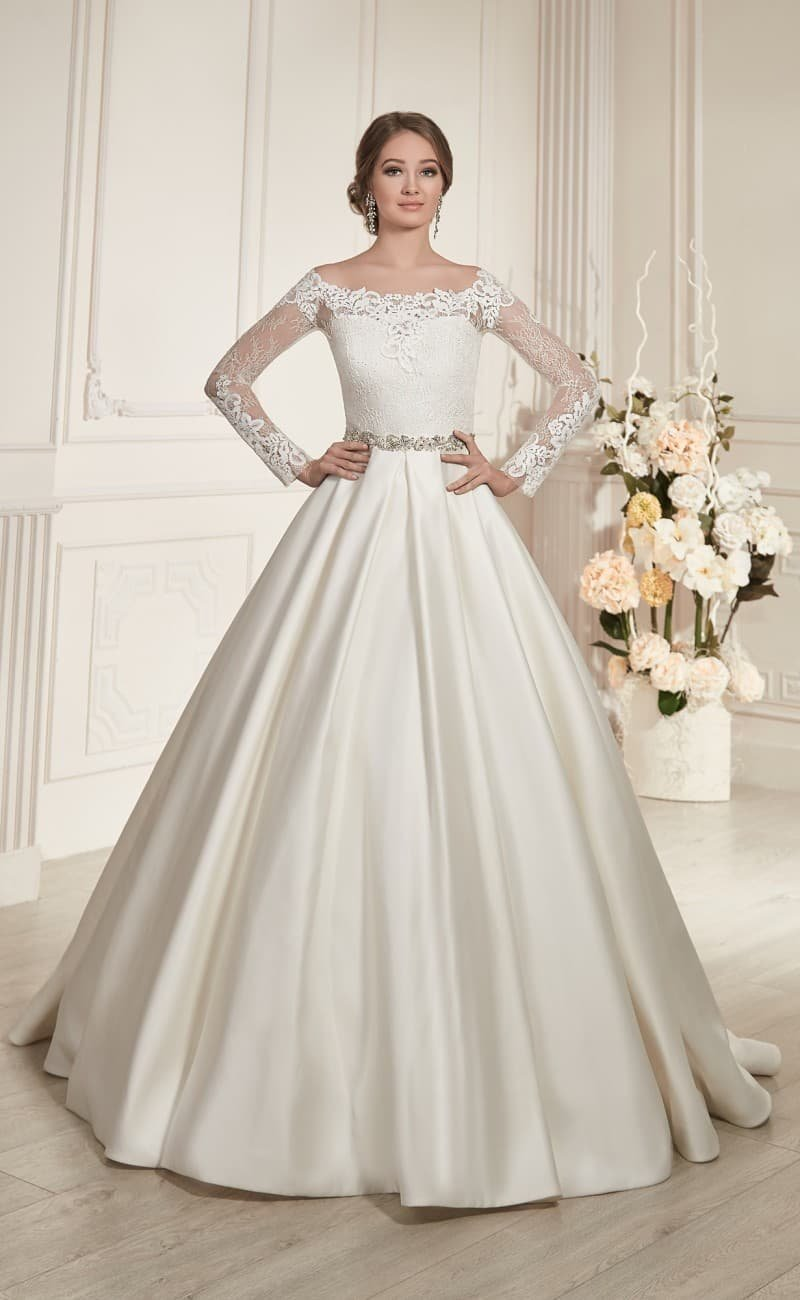 77d1d7c2f0749bb Поможем выбрать: Атласные свадебные платья ☆ Подборка платьев ☆ Более 5000  моделей платьев!
