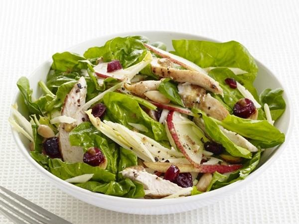 Рецепты салатов для бизнес ланча с фото