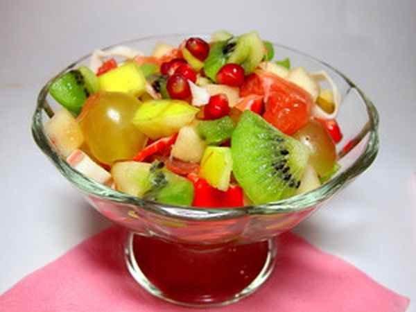 Фотографии фруктового салата