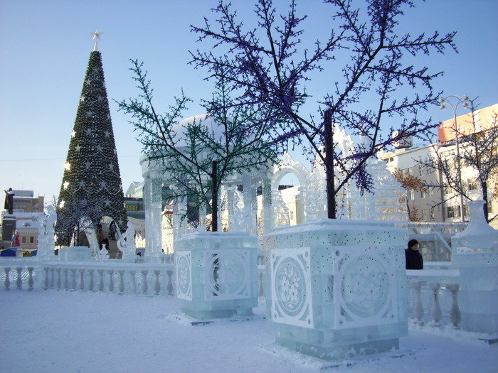 Днем, картинки екатеринбург зимой