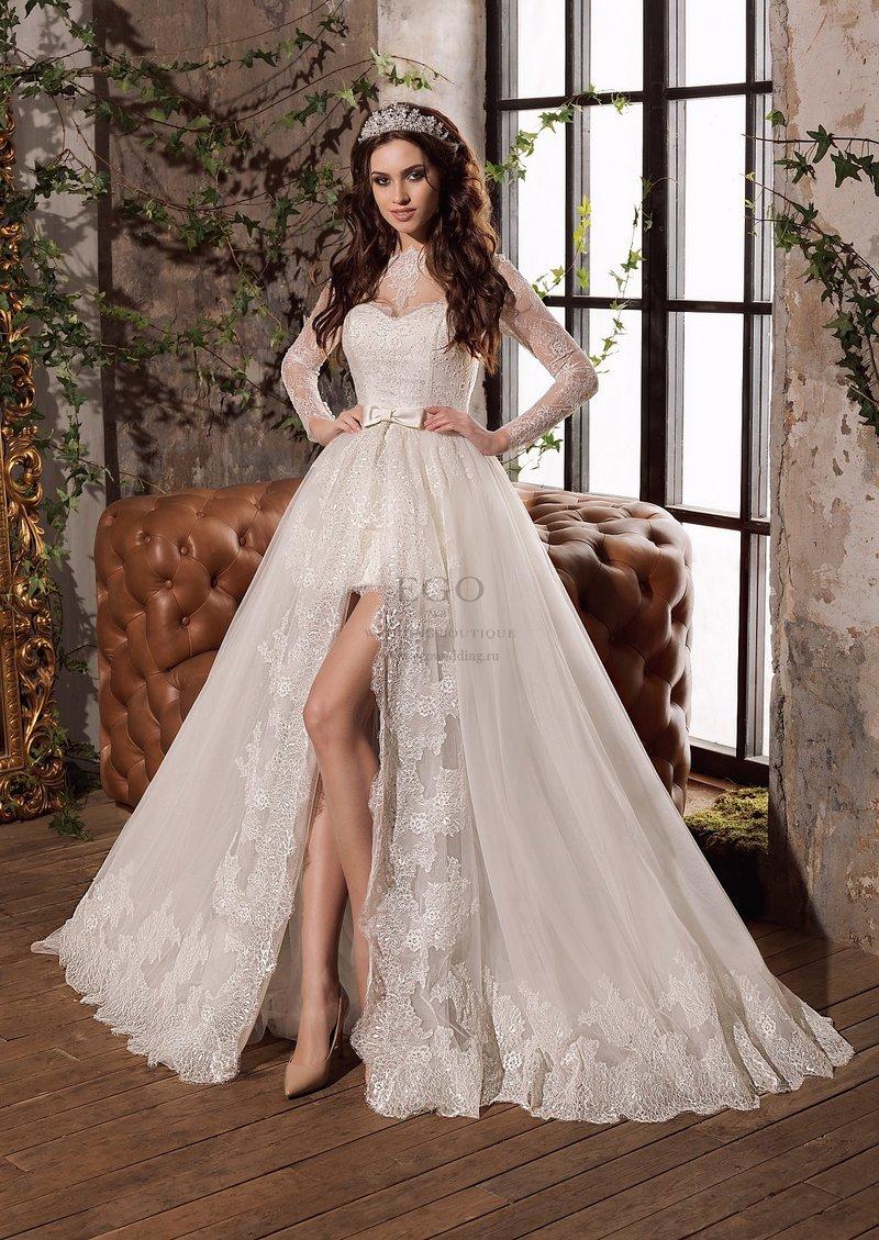 Платье для свадьбы весной